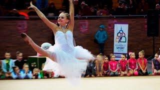 """XI фестиваль художественной гимнастики """"Красота спасет мир"""""""