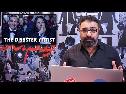 The Disaster Artist بالعربي | فيلم جامد Trailer Reaction