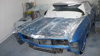 1964 Buick Riviera Custom Restoration Build Project