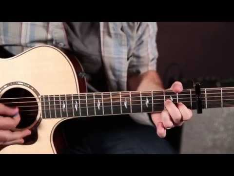 Patsy Cline - Crazy - Willie Nelson - Country Guitar Lessons  - Classic Country Songs on guitar