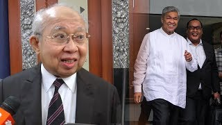 Zahid's fifth date with MACC: Wait for the outcome, says Ku Li