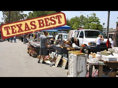 Texas Best - Flea Market (Texas Country Reporter)
