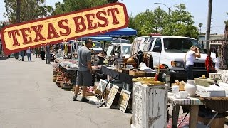 Texas Best - Flea Market (Texas Country Reporter)