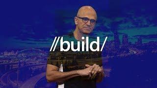 Microsoft Build 2017 за 12 минут