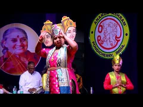 YOGNAT's Trishakti Dance Drama 2018 - Part 4: Durga battles Mahishasura