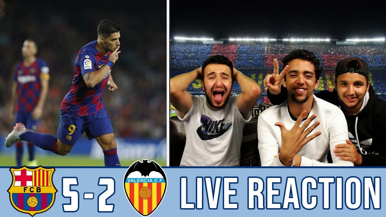 Download WHAT A PERFORMANCE! WHAT A MIDFIELD TRIO! 5-2 | REACTION - REACCIONES