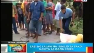 BP: City councilor sa Panabo City, Davao del Norte, patay sa pamamari