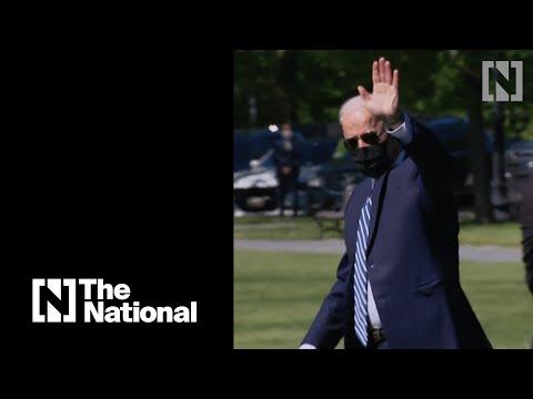 Joe Biden heads to Louisiana to tout $2.3 trillion infrastructure plan