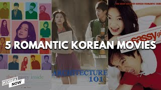 5 Must-watch romantic Korean movies!