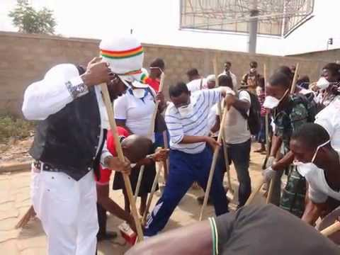 "ORIGINAL MYSTIC ALPHA ""FESTIMADA"" International Music Festival Lomé, Togo"