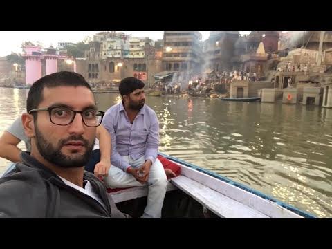 Watching Cremations Live - Varanasi, India