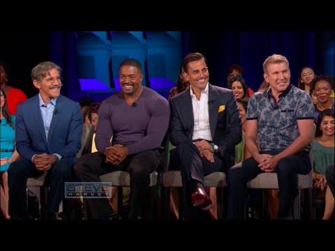 The Man Panel: Do strippers make better wives?  STEVE HARVEY
