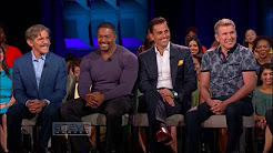 The Man Panel: Do strippers make better wives? || STEVE HARVEY