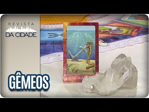 Previsão De Gêmeos 05/11 à 11/11 - Revista Da Cidade (06/11/2017)