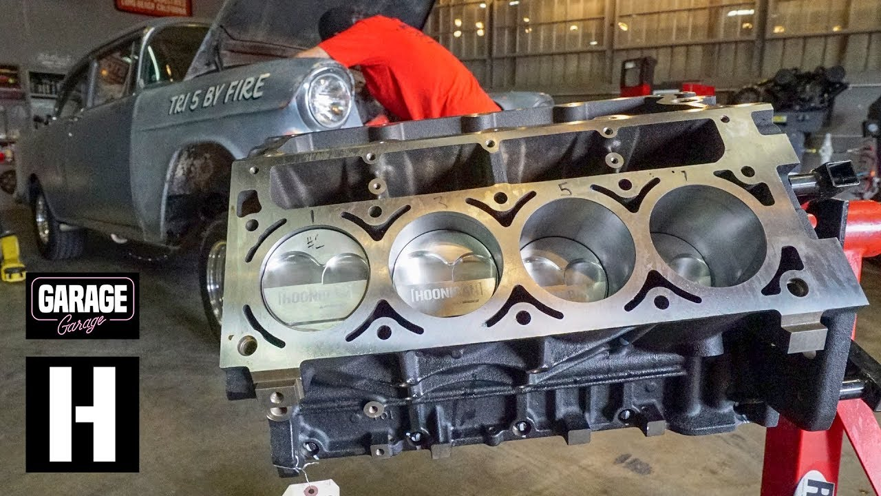 700HP Stroker LS - How To Build Bottom End