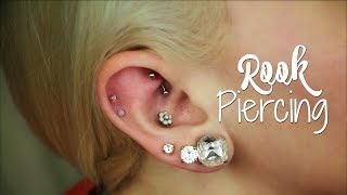 All About My ROOK Piercing