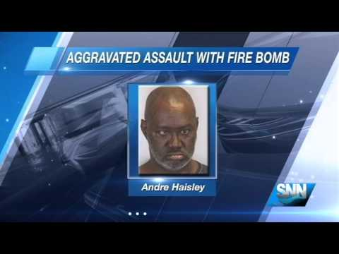 SNN: Man Arrested After Threatening To Burn Business Down