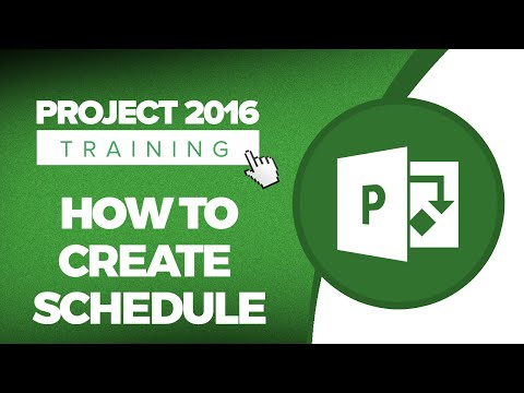 microsoft-project-2016-training---how-to-create-a-schedule-in-ms-project-2016
