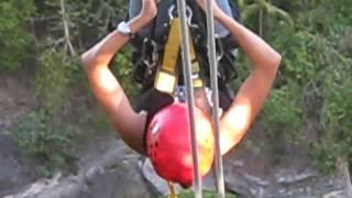 the plunge at danao adventure park bohol