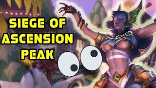 Paladins - Siege Of Ascension Peak Review