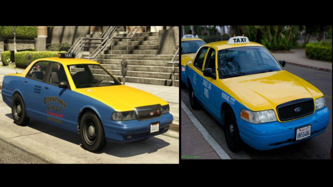 ALL GTA V Cars in Real Life (All Grand Theft Auto vehicles) Part 2