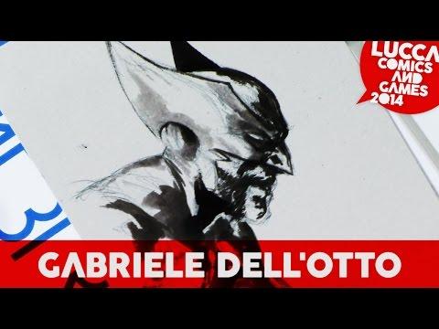 [Lucca Comics & Games] Showcase 2014: Gabriele Dell'Otto