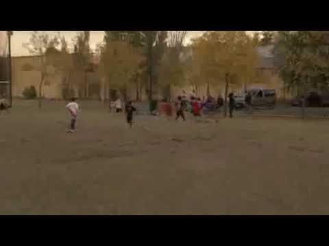 Actividades en el Campo Municipal de Deportes Nº 5 en Villa Adelina