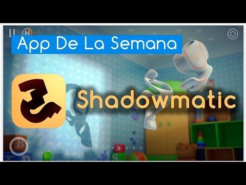Shadowmatic: App de la semana para iOS