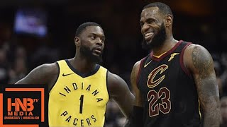 Cleveland Cavaliers vs Indiana Pacers Full Game Highlights / Game 2 / 2018 NBA Playoffs thumbnail