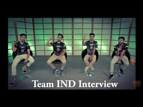 Team IND Interview | ScOut OP