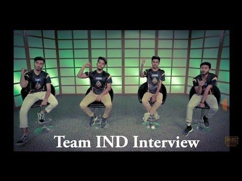 Team IND Interview | ScOut OP