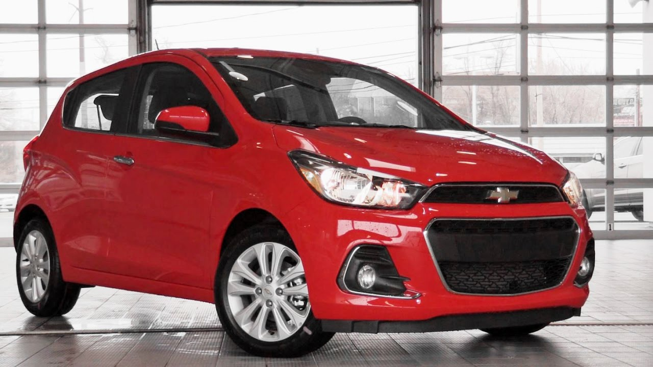 2017 Chevrolet Spark Review