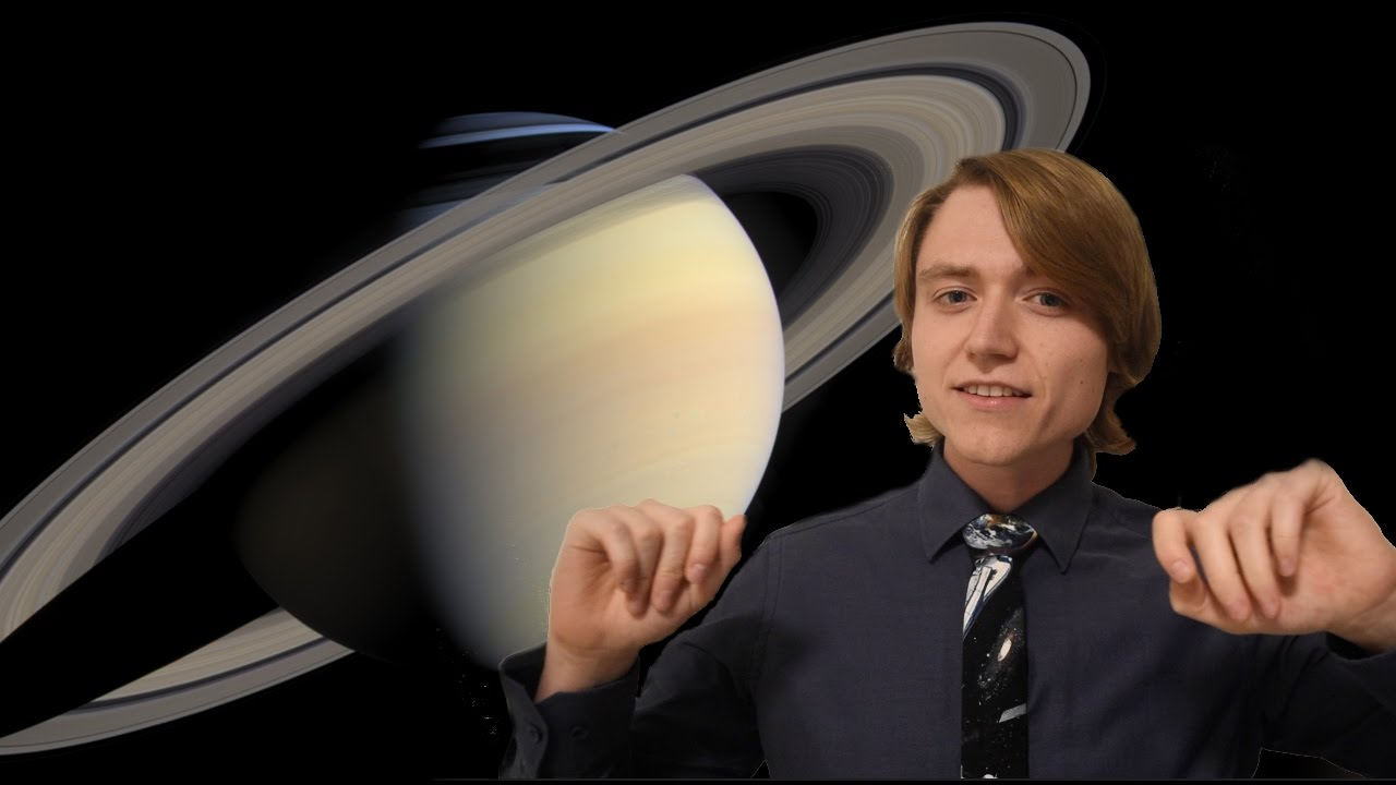 How Did Saturn's Rings Form? - YouTube