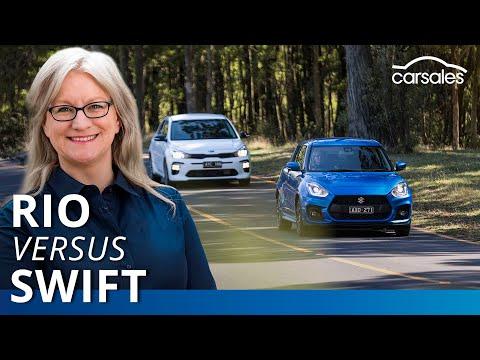 2019 Kia Rio GT-Line V Suzuki Swift Sport Comparison | Carsales