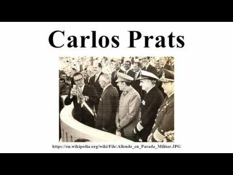 Carlos Prats