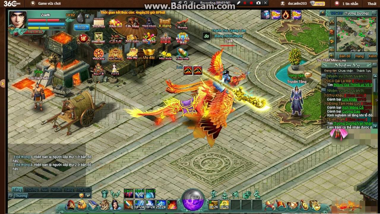 Võ Lâm Chi Mộng -360 Games