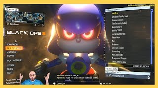Awesome Sonic Black Ops 3 Mod: Robotnik CODware Update!