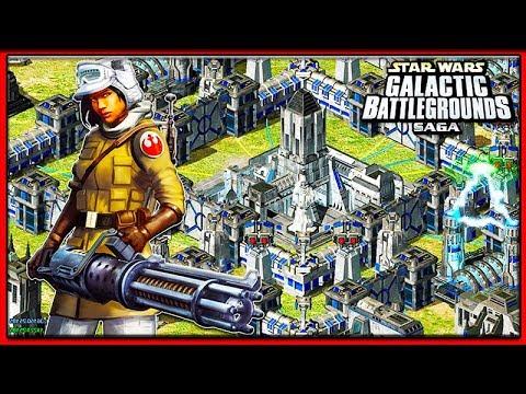 THE REBEL ALLIANCE! Star Wars Galactic Battlegrounds