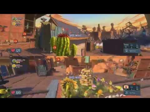 Ps4 Plants Vs Zombie Garden Warfare Split Screen 1080p Youtube
