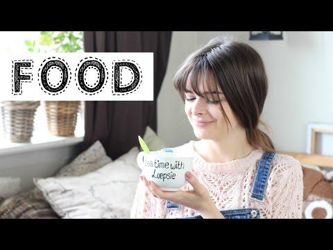 Diet, Balance & Veganism   Tea Time Topic: Food