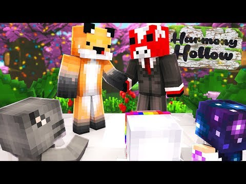 THE WAR....BUT WHAT ABOUT THE WEDDING..... - Minecraft Harmony Hollow Season 3 Finale