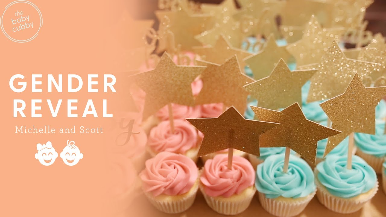 We Are Little Stars: GENDER REVEAL: Twinkle Twinkle Little Star, How We Wonder