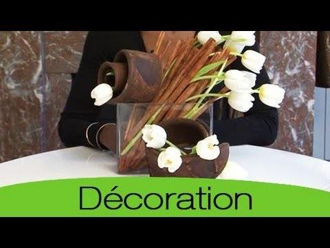 r aliser une composition florale pour un mariage youtube. Black Bedroom Furniture Sets. Home Design Ideas