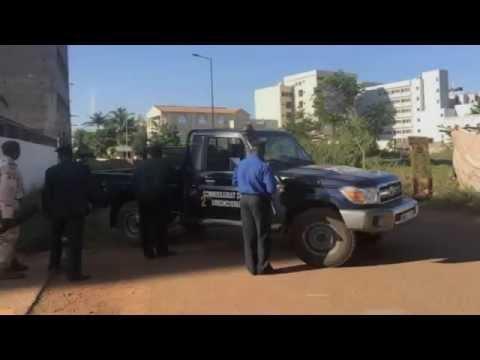 Mali Hotel Attacks   Shooting At Radisson Blu Hotel In Bamako, Mali