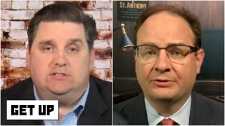 Woj & Brian Windhorst on NBA players' decision to join the bubble ahead of the deadline | Get Up