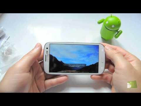Review Samsung Galaxy S3: análisis en español (20 minutos) | Faqsandroid.com