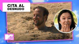 Lo Enterró DESNUDO En La Arena   MTV Cita Al Desnudo T1