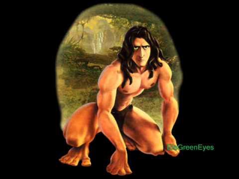 Phill Collins - Figlio di un uomo (Tarzan) con testo