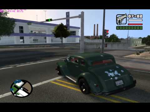 M6500 GTA IV San Andreas Mod