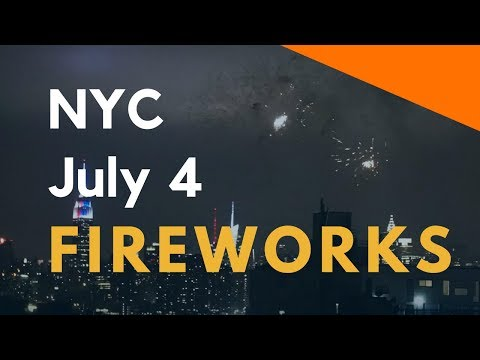 v002 | NYC July 4 Fireworks 2016